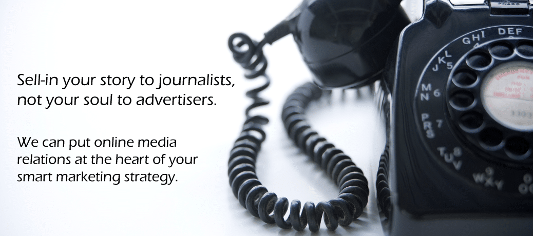 Media Relations Services