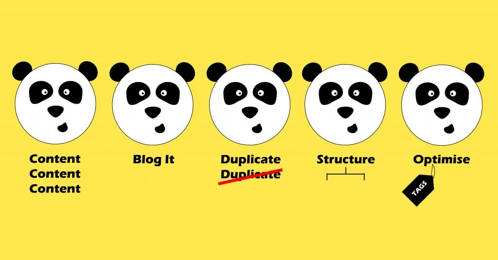 SEO hit by Panda? - here's how to recover