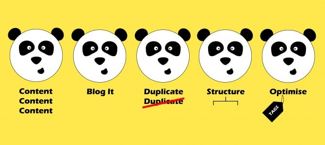Five Recovery Tips and Tactics If Your Website Has Been Hit By Panda