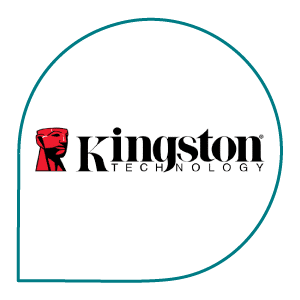Logo for Kingston Technology