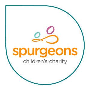 Children's Charity Spurgeons' logo