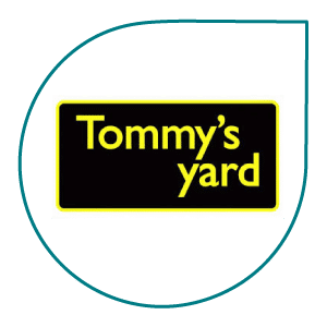 Logo for Tommy's Yard